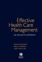 Effective Health Care Management