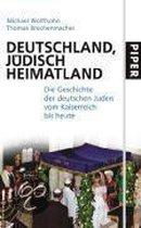 Omslag Deutschland, jüdisch Heimatland