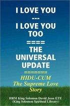 I Love You - I Love You Too