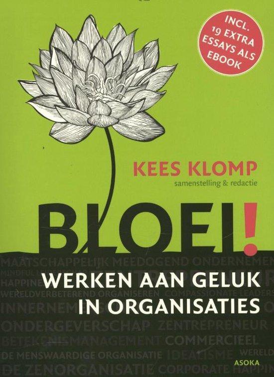 Boek cover Bloei! van Kees Klomp (Paperback)