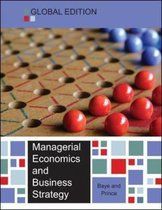 Boek cover Managerial Economics and Business Strategy van Michael Baye