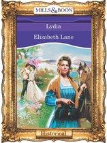 Omslag Lydia (Mills & Boon Vintage 90s Historical)