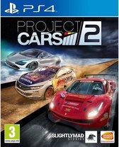 BANDAI NAMCO Entertainment Project Cars 2, PS4 video-game PlayStation 4 Basis