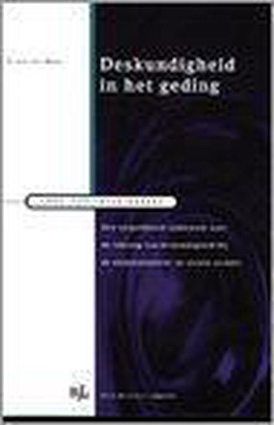Deskundigheid in het geding - Bert van den Berg   Fthsonline.com