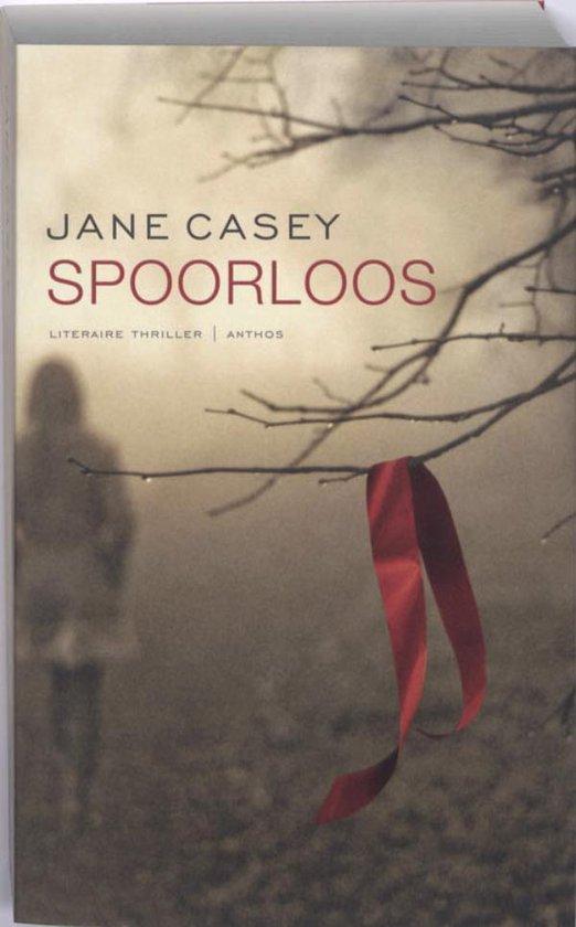 Spoorloos - Jane Casey |