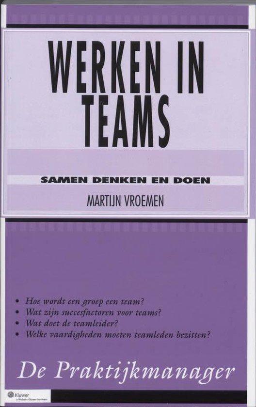 Werken in teams - Martijn Vroemen  
