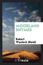 Moorland Rhymes