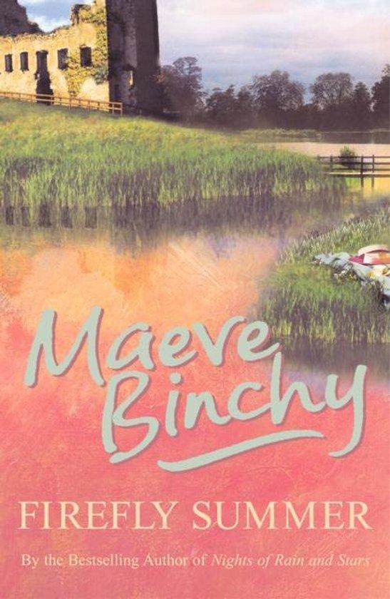 Boek cover Firefly Summer van Maeve Binchy (Paperback)