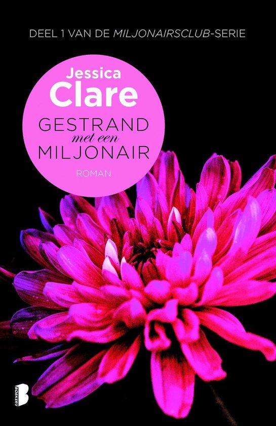 Miljonairsclub 1 - Gestrand met een miljonair - Jessica Clare |