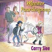 Boek cover Meester Paardenpoep van Carry Slee (Onbekend)