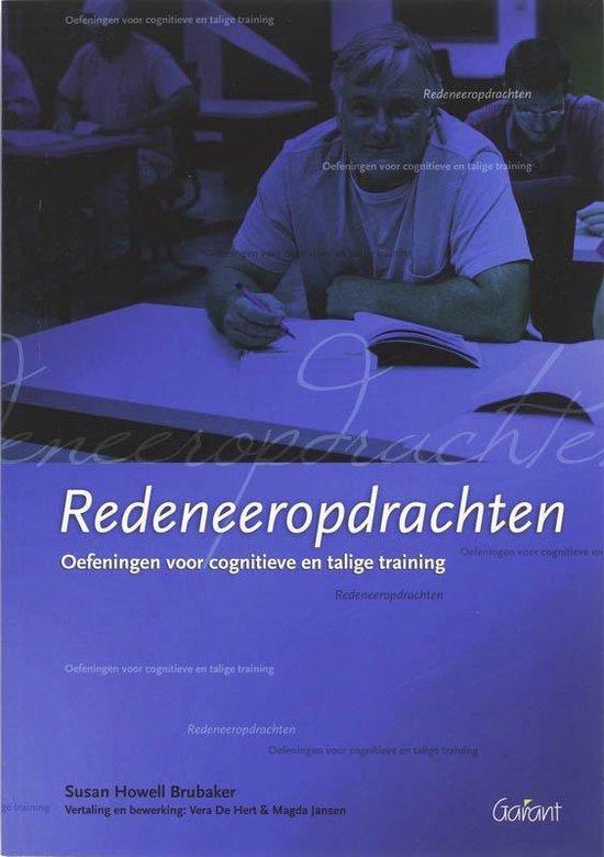 Redeneeropdrachten - S. Howell Brubaker pdf epub