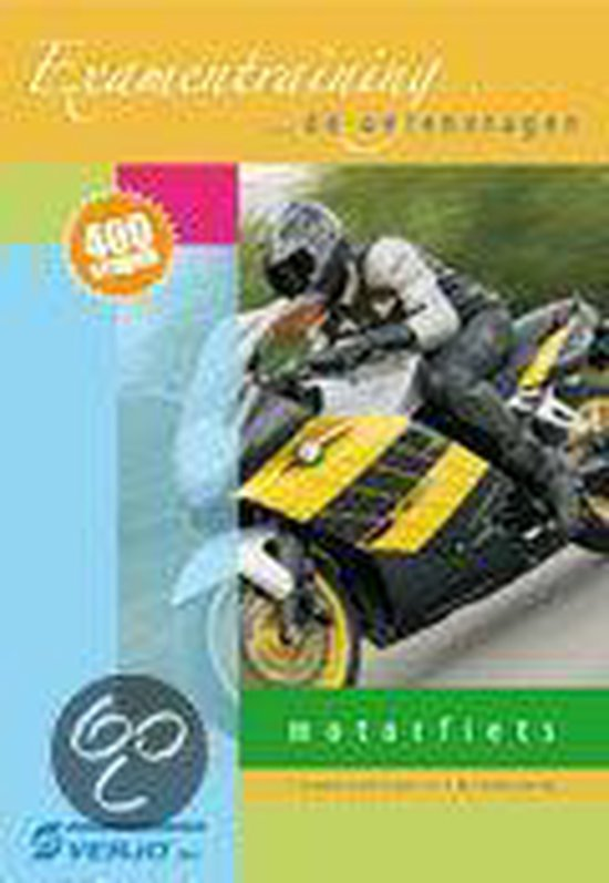 Examentraining motorfiets - 12e druk - Actuele druk - Verjo redactie groep | Readingchampions.org.uk
