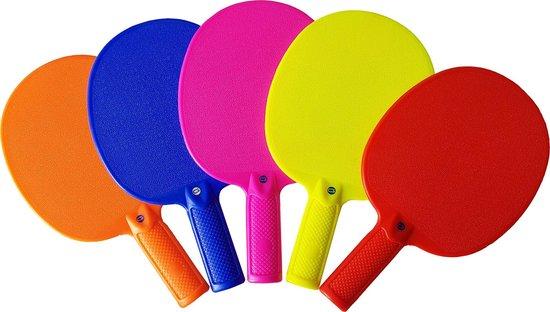 Guta Tafeltennis Set Pingpong Batjes Set 6 stuks