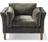 Riviera Maison - Forsyth  Love  Seat   - Slate Grey