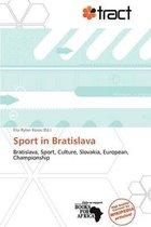 Sport in Bratislava
