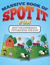 Massive Book of Spot It Fun