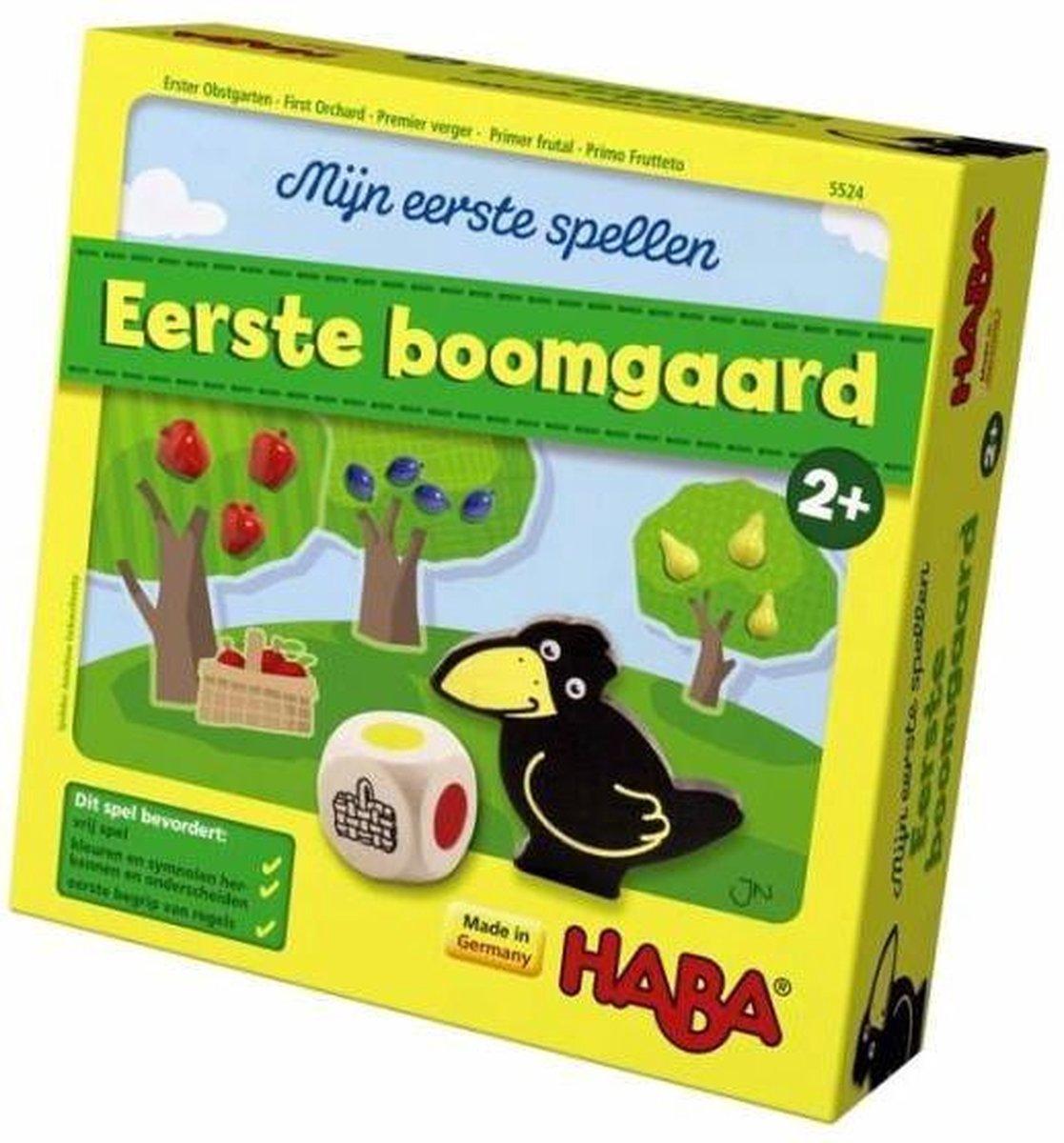 Ongekend bol.com   Haba Spel Spelletjes vanaf 2 jaar Eerste Boomgaard   Games PA-93