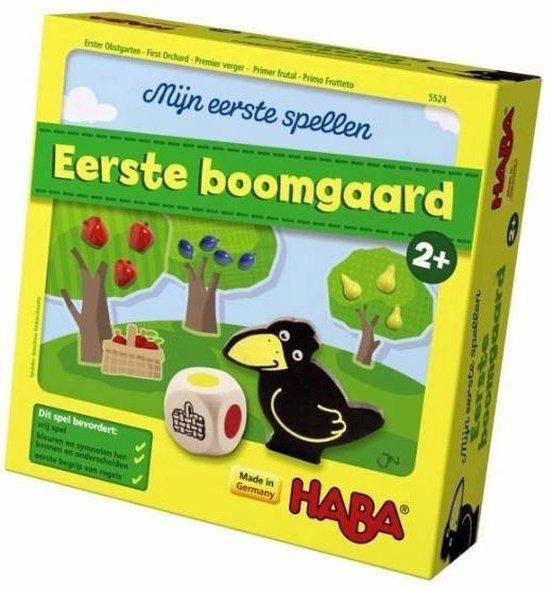 Haba Mijn Eerste Spellen - Eerste Boomgaard