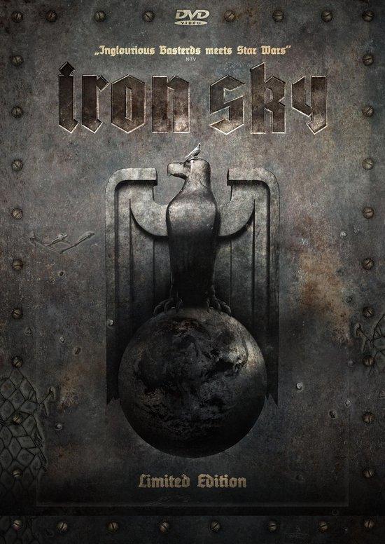 Cover van de film 'Iron Sky'