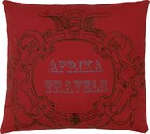 R7 Lodi cushion red 40x40