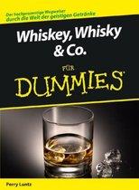Whiskey, Whisky & Co. fur Dummies