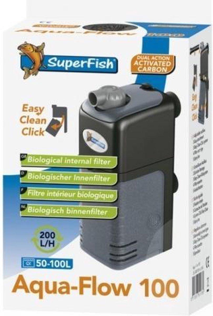 AquaFlow Dual Action 100 Filter - 200 ltr/uur