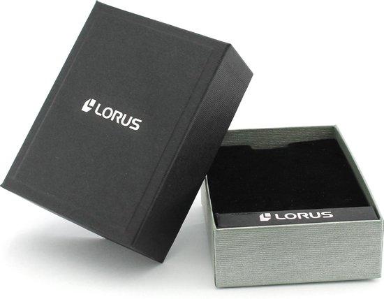 Lorus R2371AX9 Kinder Horloge - 30 mm - Zwart