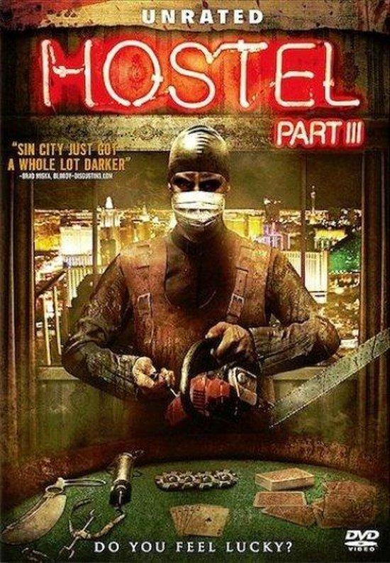 Cover van de film 'Hostel Part III'