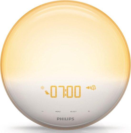 Philips HF3521/01 - Wake-up light - Wit