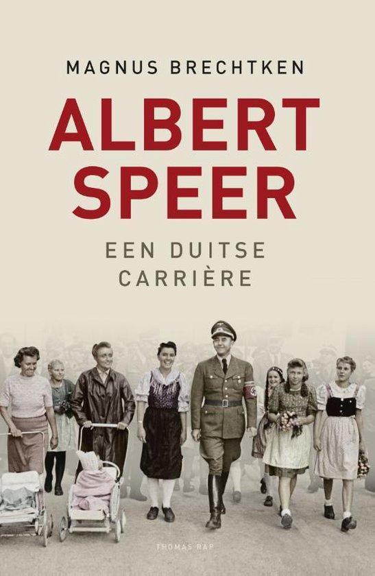 Boek cover Albert Speer van Magnus Brechtken (Hardcover)