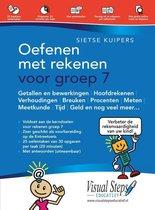 Boek cover Oefenen met rekenen voor groep 7 van Sietse Kuipers (Paperback)
