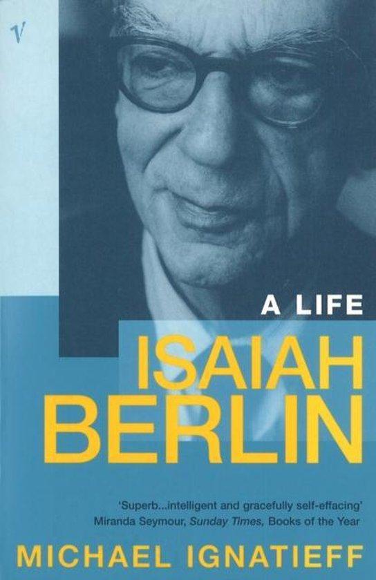 Boek cover Isaiah Berlin van Michael Ignatieff (Paperback)