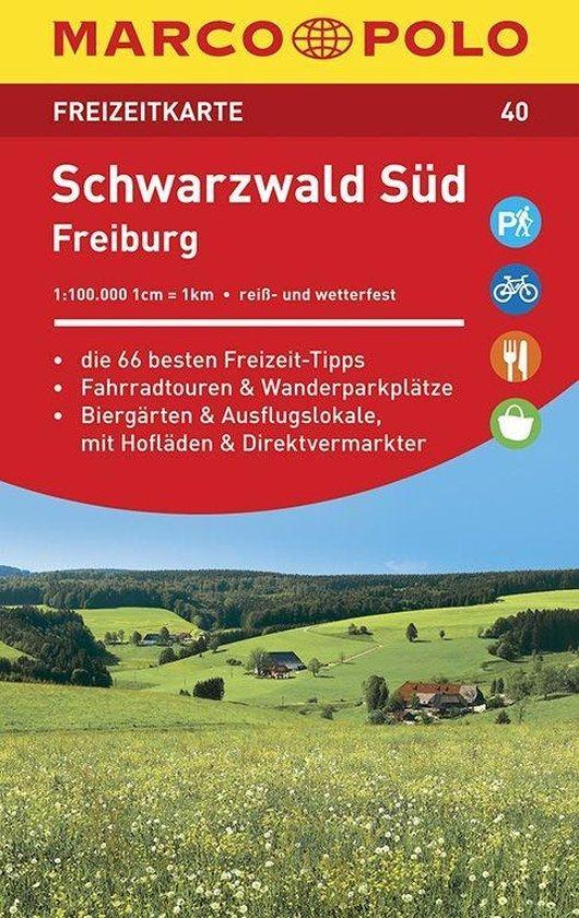 Marco Polo FZK40 Schwarzwald Sud