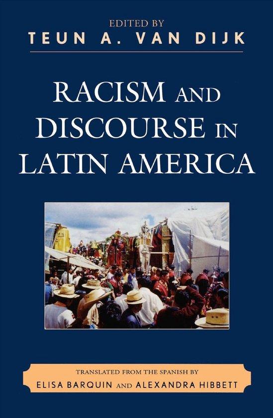 Boek cover Racism and Discourse in Latin America van Neyla Graciela Pardo Abril (Onbekend)
