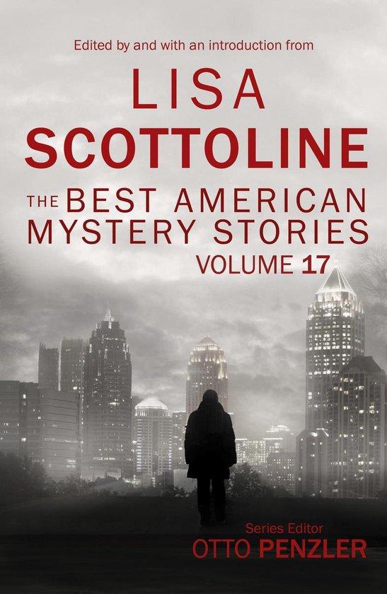 Omslag van The Best American Mystery Stories: Volume 17