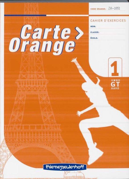 Carte Orange / 1 VMBO gt/Havo / deel Cahier d'exercices - M. Knop | Fthsonline.com