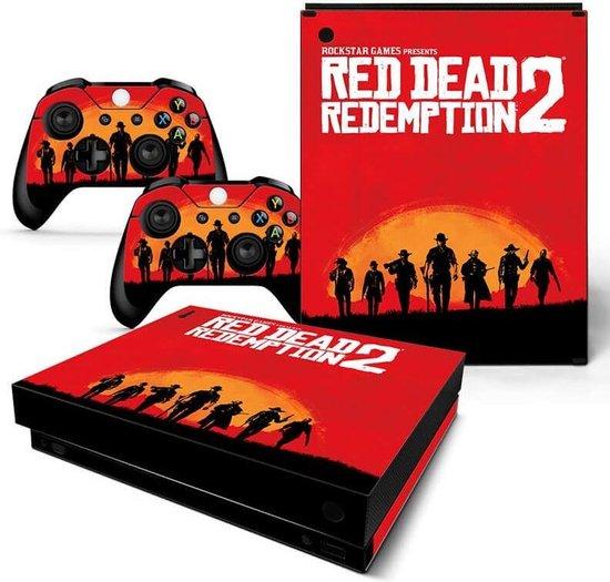 Red Dead Redemption – Xbox One X skin