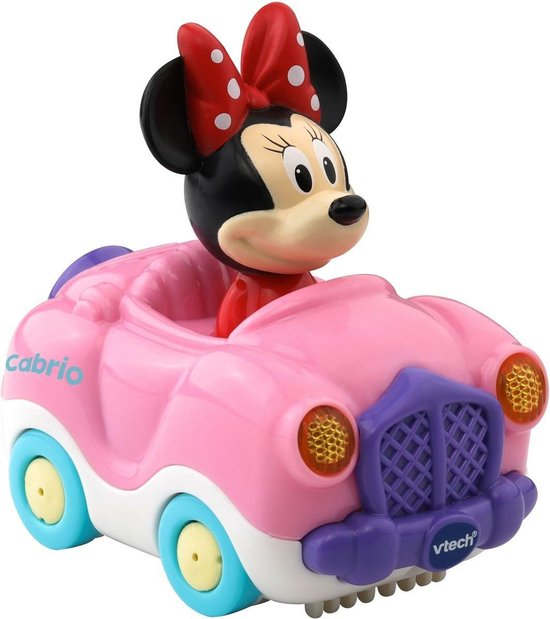 VTech Toet Toet Auto's Disney Edition Minnie Mouse - Speelfiguur