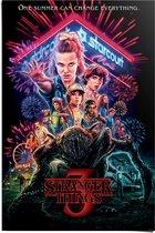 Stranger Things Summer of 85 - Poster 61 x 91.5 cm
