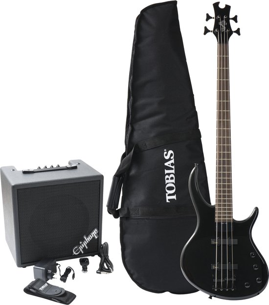 Toby Bass Performance Pack