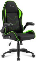 Sharkoon Elbrus 1 Gaming Seat bk/gn