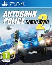 Autobahn-Police Simulator 2 (PS4)