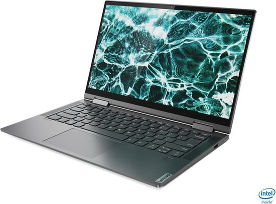 Lenovo Yoga C740 81TC004SMH - 2-in-1 laptop - 14 inch TOUCH