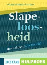 Boom Hulpboek - Slapeloosheid