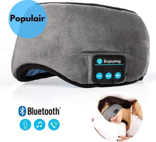 Slaapmasker 3D Mannen en Vrouwen - Bluetooth - Oogmasker - Nachtmasker - Slaapbril - Reismasker