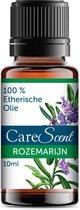 CareScent Rozemarijn Olie | Etherische Olie | Essentiële Olie voor Aromatherapie | Geurolie | Aroma Olie | Aroma Diffuser Olie | Rozemarijnolie - 10ml
