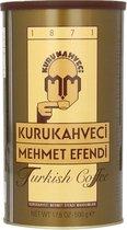 Turkse koffie (500 gr) Kurukahveci Mehmet Efendi