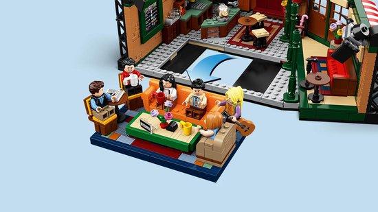 LEGO Ideas Friends Central Perk - 21319