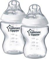 Tommee Tippee Closer to Nature Zuigfles x2 (260ml)