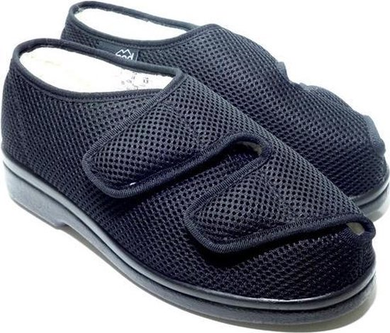 Heren schoenen   Promed GentleWalk Lo Verbandschoenen 510331 Zwart